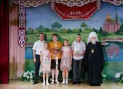 На Кубани многодетные семьи наградили медалями «Родительская доблесть»