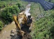Власти Кубани направили 8,6 млн рублей на берегоукрепление реки Иль