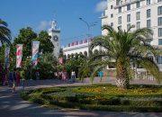 Сочи стал лидером среди популярных туристических направлений в России