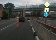 В Сочи подросток попал под колеса машины, перебегая дорогу в неположенном месте