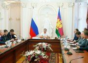 На Кубани на исполнение нацпроектов израсходовали около 4,8 млрд рублей
