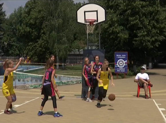 В Тимашевске прошел финальный этап Всекубанского турнира по стритболу