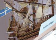 В Ейском районе открылась выставка «Ветер в парусах»