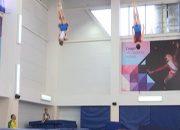 Кубанские спортсменки выступят на Всероссийском турнире по прыжкам на батуте
