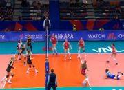 Женская сборная России сыграет против волейболисток из Германии