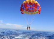 В Анапе запретили катать отдыхающих на опасном парашюте