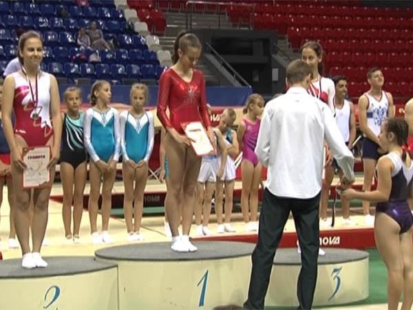 В Краснодаре завершился Всероссийский турнир по прыжкам на батуте