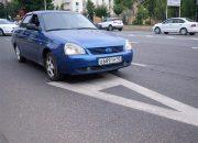 В Краснодаре заезжающих на выделенные полосы водителей будут штрафовать