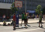 На Кубани стартовал второй этап Всекубанского турнира по уличному баскетболу