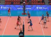 Юниорская сборная России по волейболу взяла бронзу на чемпионате мира
