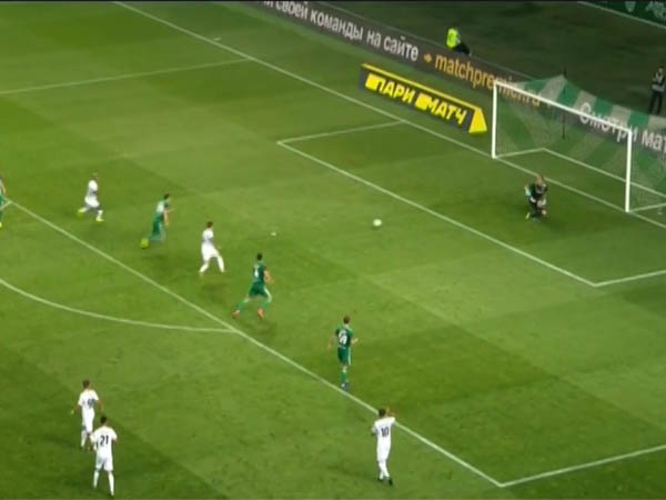 Как ФК «Краснодар» сыграл с «Ахматом»