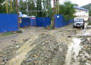 В Сочи из-за непогоды пострадало имущество 30 человек