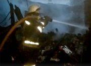 Власти Краснодара окажут помощь пострадавшим в пожаре на Коммунаров