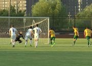 ФК «Урожай» провел матч с майкопской «Дружбой»