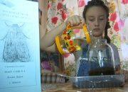 В Абинске 10-летняя школьница создала лечебную настойку