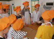Школьников Кореновского района выучат на кондитеров, поваров и столяров