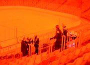 Экстренные службы края провели тренировку в ледовом дворце Сочи