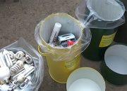В Северском районе и Абинске откроются пункты приема опасных отходов
