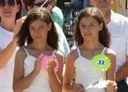 В Геленджике впервые прошел парад близнецов