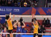 Женская сборная России сыграет с волейболистками из Бельгии