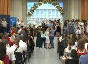 В Краснодаре студенты экономфака КубГУ получили дипломы