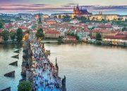 Три авиакомпании приостановили полеты в Прагу из Москвы и Екатеринбурга