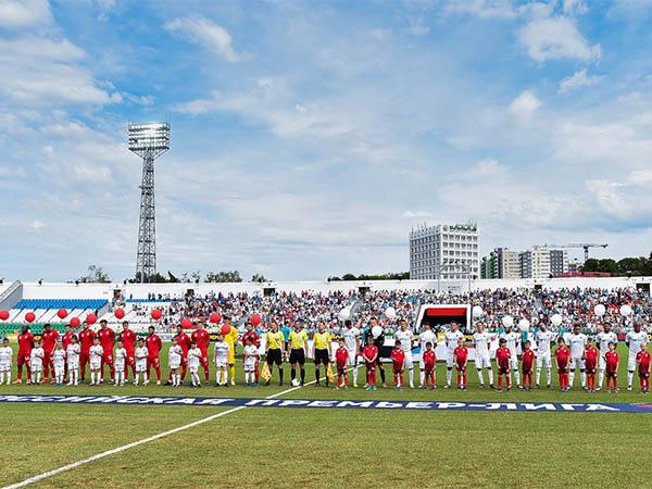 Как ФК «Краснодар» сыграл с «Уфой»