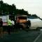 В Темрюкском районе при столкновении фургона и КамАЗа погибли три человека