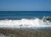 Ученые изучили распределение энергии волн в Черном море