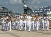 День Военно-Морского флота в Новороссийске