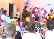 В Анапе прошла благотворительная акция «Мир без слез» от банка ВТБ