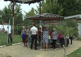 В поселке Абинского района люди девять лет живут без горячей воды