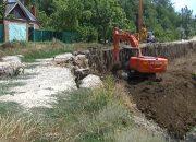 В Горячем Ключе приступили к восстановлению обрушенной дороги