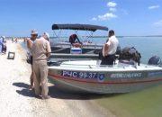 На Черноморском побережье прошел рейд по безопасности на воде