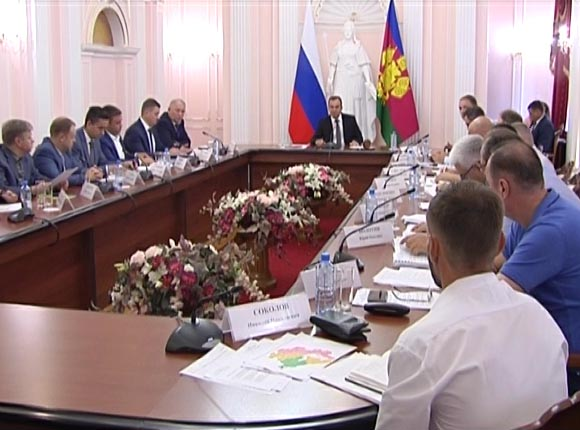 На Кубани обсудили переход на современную систему обращения с ТКО