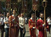 Как в Краснодаре прошел крестный ход