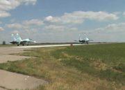 Истребители ЮВО перехватили «нарушителя» в небе над Ростовской областью