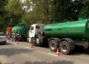 В Краснодаре с начала лета прочистили 577 метров городских труб и 400 колодцев