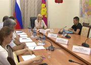 Вице-губернатор Анна Минькова провела личный прием граждан