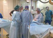 В Краснодаре хирурги детской краевой больницы провели уникальную операцию