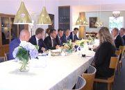 Кондратьев на встрече в Москве с послом Финляндии обсудил поставку вина