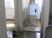 В Краснодаре во время ливня затопило квартиры жильцов цокольного этажа