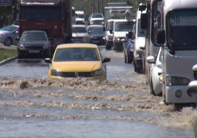 Как в Краснодаре проходит ликвидация потопа