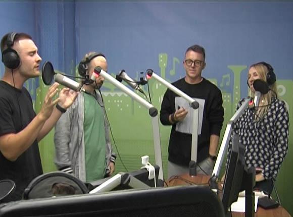 В прямом эфире «Первого радио Кубани» прошел музыкальный батл