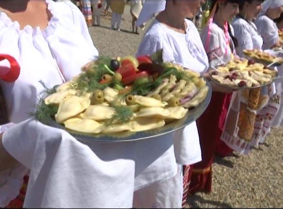 В казачьей станице «Атамань» прошел фестиваль вареников