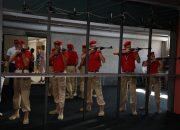 В Геленджике открыли стрелковый комплекс с разными видами оружия