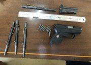 На Кубани задержали иностранца со стреляющими авторучками и пистолетом