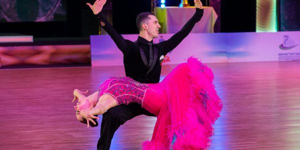 Соревнования по танцам Sochi Open-2019