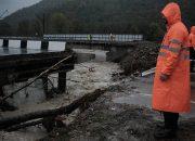 В Туапсинском районе в августе откроют три моста вместо разрушенных при ЧС