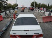 Яблоновский мост будет открыт только для легкового транспорта